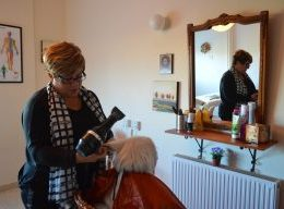 Blue Cross Retirement and Nursing Home - Hairdresser's services